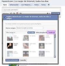 """""""Seguidores de facebook v/s contactos personales"""""""