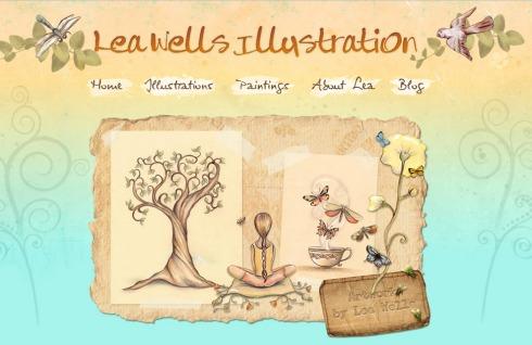 preciosa pagina web una de las mejores del año 2011