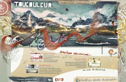 los mas bellos diseños web del 2011