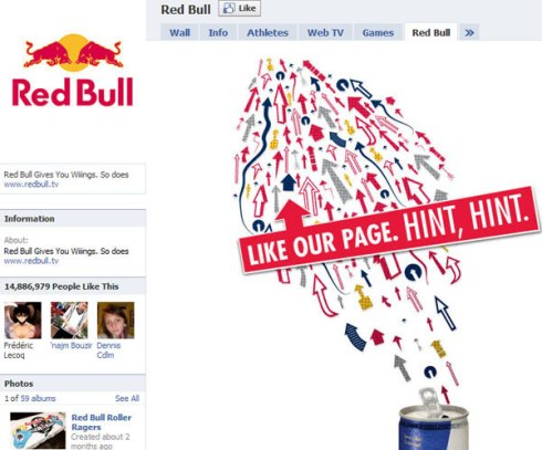 Empresa Marketing RedBull